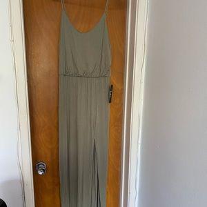 Lulu's women's maxi dress